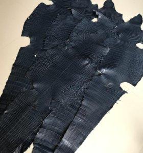 Изделия из кожи крокодила