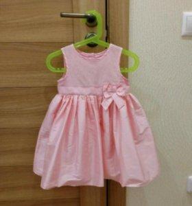 Нарядное платье Mothercare