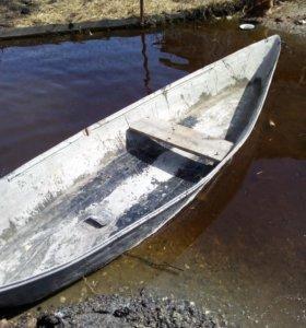 Дюралевая лодка