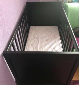 Кроватка детская ИКЕА Снудвик