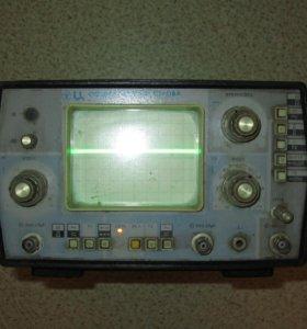 Осциллограф двухлучевой С1-118А