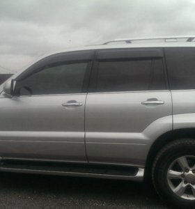 Lexus GX, 2008