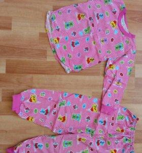 Пижама ,почти новая