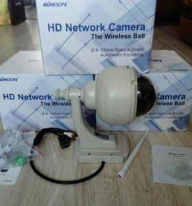 Уличная камера wifi - LAN