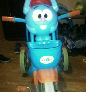 Велосипед детский 2в 1