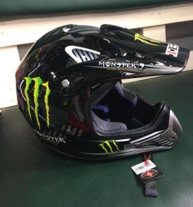 Шлем кросс