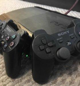 Sony Ps3 + 67 игр
