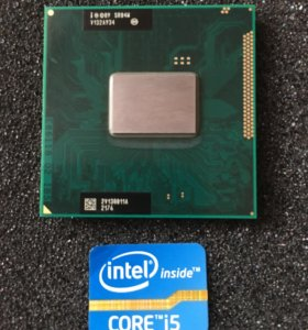 Процессор Intel Core i5-2430M 2.40GHz+доставка