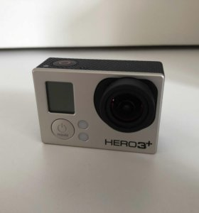 Экшн-камера GoPro hero3+ Black Edition