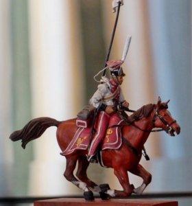 оловянные солдатики миниатюра 54 мм