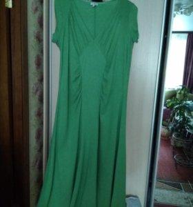 Платье новое р. 50-52.