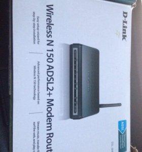 Wi-fi роутер D Link