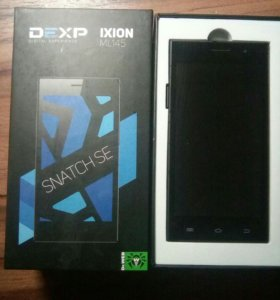Продам смартфон Dexp IXION ML145