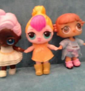 Куклы LOL не оригенал