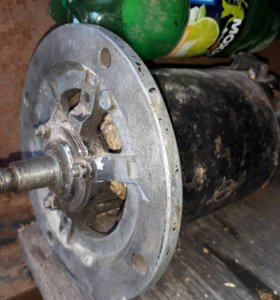 Электродвигатель печьки К-700