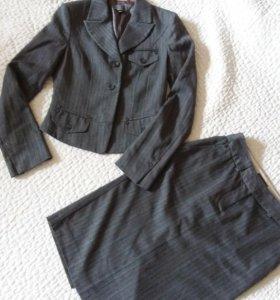 Пиджак+юбка MEXX
