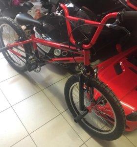 Велосипед трюковой BMX Jumpe 2018, модные цвета