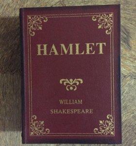 Отдам за шоколадку. Шкатулка «Гамлет»