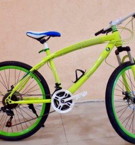 Велосипед BMW (спицы)