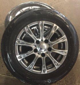 Колеса Dunlop Eco EC 201 205/65 R15
