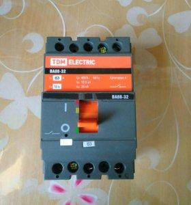Автоматический выключатель TDM electric BA88-32