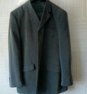 Пиджак+брюки мужские