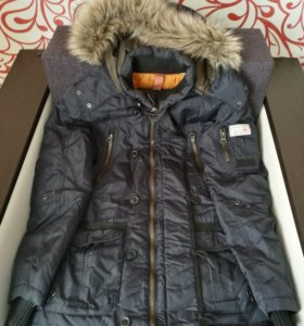 Мужская зимняя куртка Mexx