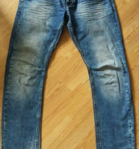 Мужские джинсы на 46-48р
