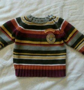 Детский свитер р.68