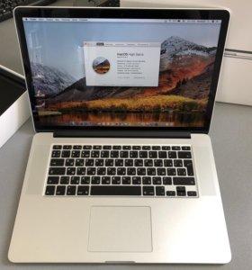 MacBook Pro 15 Retina Mid 2015 (MJLQ2RU/A)