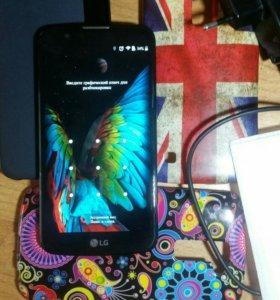 Смартфон LG K 10