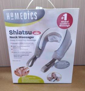 Массажёр для шеи Shiatsu (HoMedics)