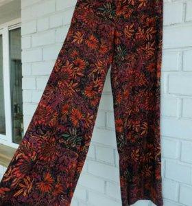 Широкие брюки H&M