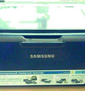 Принтер Samsung ML-1860. Сканер Canon Lide110.