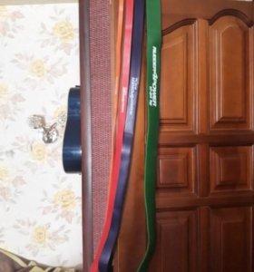 Новые резиновые петли rubber4power для тренировок!