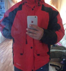 Продам зимнюю курту