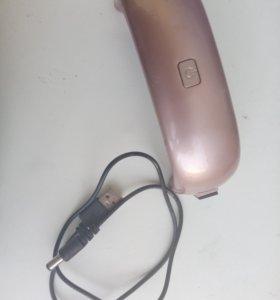 Продаю УФ-лампу для ногтей