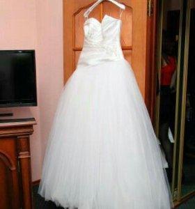 Продам свадебное платье Gabbiano