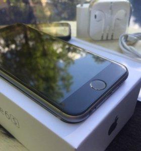 Цена снижена iPhone 6s на 16gb - оригинал, подарок