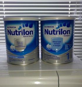 Детская молочная смесь Nutrilon