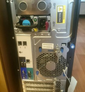 Сервер Hp ProLiant ML310e gen8v2