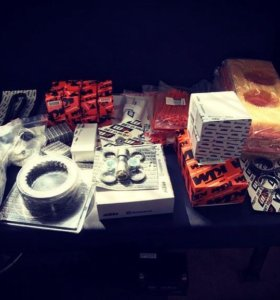 Запчасти и ремонт мотоциклов KTM