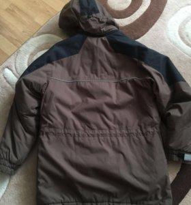 Куртка мужская 2в1