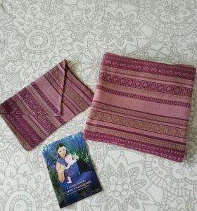 Слинг-шарф Ellevill Zara Tricolor