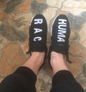 Кроссовки adidas Human Race (реплика)