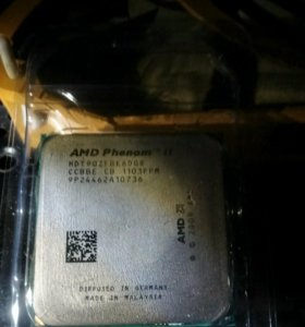 AMD Phenom ll  x6 1090t BE
