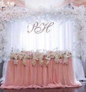 Оформление свадеб и др торжеств