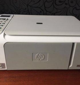 МФУ Принтер hp C4183 все в одном