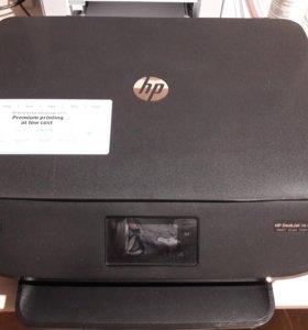 Мфу, цветной hp Deskjet ink advantage 5575