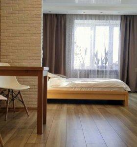 Квартира, студия, 33 м²